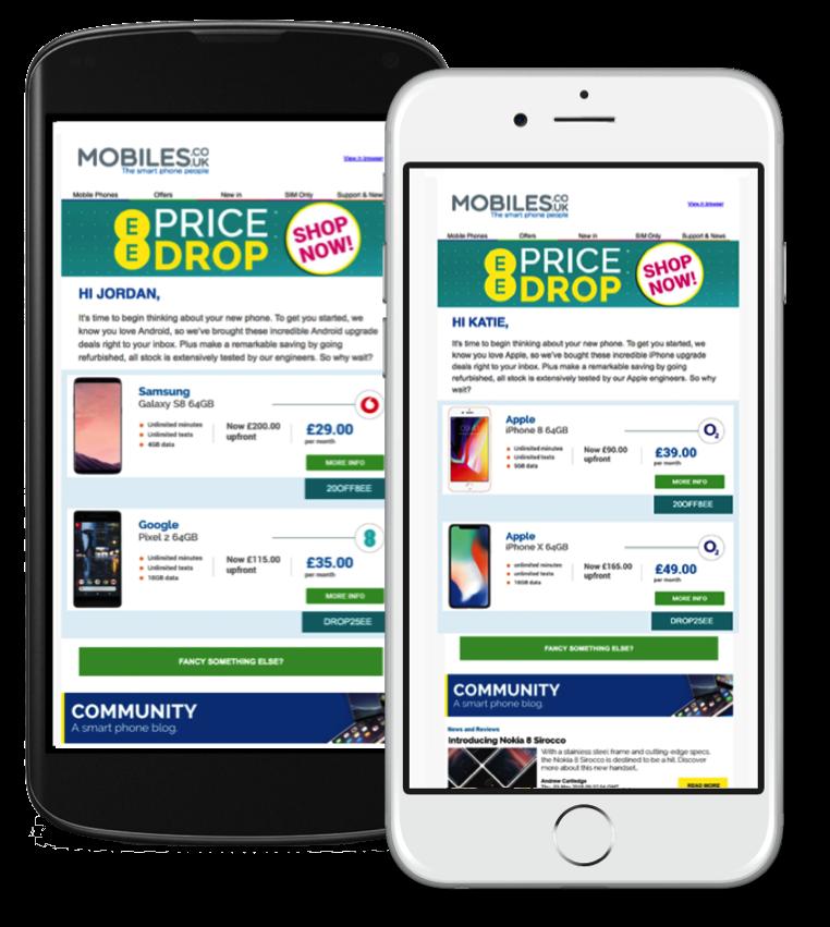 Mobiles deals v2